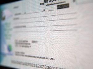 Poco a poco el cheque tradicional de papel va siendo reemplazado por nuevoas tecnologías.