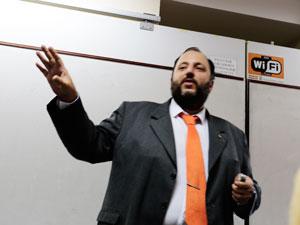 Cr. Jorge Scampini, coordinar de Comisión de Propiedad Horizontal de la UBA.