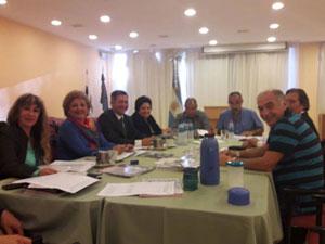 La reunión de trabajo de FAPHRA se realizó durante el viernes 17 y el sábado 18 del mes pasado.