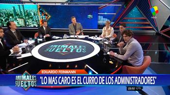 """Martín Lousteau afirmó que el tema de las expensas no está regulado y que a partir de """"tres parametros"""" hay que tener encargado."""