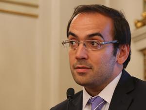 Francisco Javier Quintana, uno de los cinco autores del proyecto.