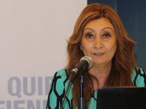 Vilma Bouza, directora general de Defensa y Protección del Consumidor porteño.
