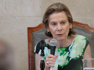 Inés Mónica Weinberg.