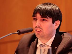 Adm. Matias Ruiz, presidente de AIPH.