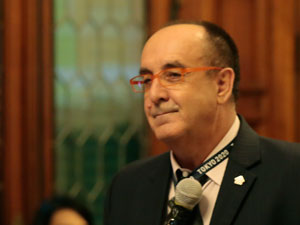 """Pepe Gutiérrez: """"A mí esto me suena a un 'Gran Hermano' que realiza una fiscalización y recaba información que no le compete al Estado""""."""