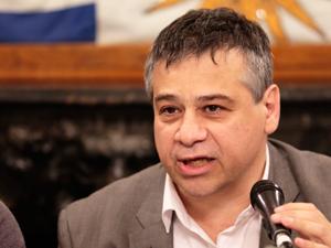 Candidato a legislador porteño por 1País, Sergio Abrevaya.