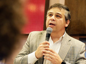 Leg. electo Sergio Abrevaya.