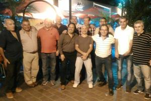 El encuentro se produjo en la Ciudad de Córdoba.