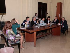 Del total presente, sólo tres legisladores pertenecían a la Comisión de Legislacón General.