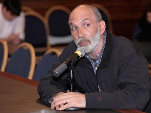 """Andrés Zulberti: """"Yo creo que la propuesta del Gobierno es 'Consorcio invasivo'""""."""