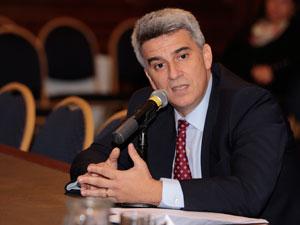 """Jorge Martín Irigoyen: """"a la CAPHyAI lo que le preocupa es el tema de la big data""""."""