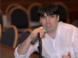 """Matías Ruiz: """"Esto es en realidad pretende ser el '678' de Rodríguez Larreta""""."""