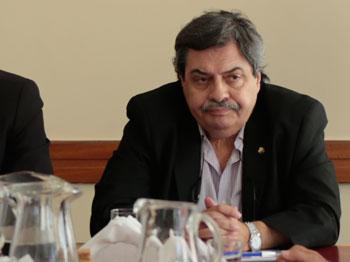 Daniel Tocco, presidente de la CAPHyAI.
