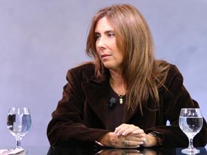 Sandra Bergenfeld, autora de la Ley 4.428 que reguló la construcción de una vivienda para el encargado.