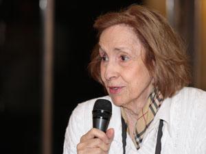 Alicia Giménez, presidenta de UCRA.