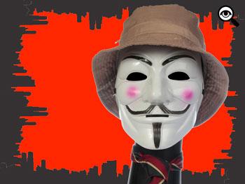"""El canal de YouTube de Indignados esta """"al aire"""" desde el 23 de febrero y su fanpage en Facebook desde el 2 de marzo."""