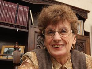 Ana Maria Huertas, presidenta de ACoPH.