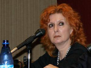 Dra. Rita Sessa, vicepresidente de la Liga del Consorcista.