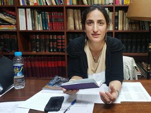 Dra. Mercedes Albisu, representante de la CAPHyAI en la Comisión Paritaria de la Propiedad Horizontal.