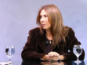 Sandra Bergenfeld.