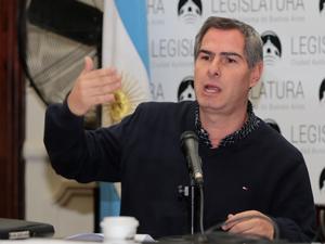 Santiago Roberto (Bloque Peronista)