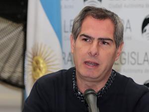 Santiago Roberto (Bloque Peronista).