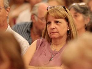 Silvia Aller Atucha, coordinadora de la Comisión de Consorcios de la Comuna 14.