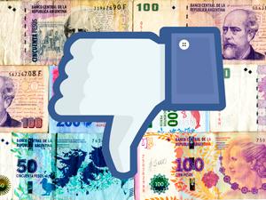 Los bancos está retiscentes a darles facilidades a un gigante tecnológico como Facebook.