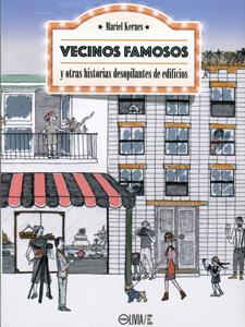 En el libro, 76 personajes públicos relataron detalles de sus vivencias relacionadas con consorcios de propietarios.