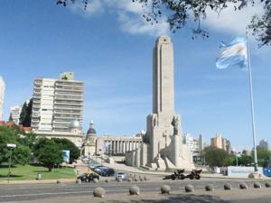 El 1º Congreso Nacional de la UAI se realizó en la ciudad de Rosario, Cuna de la Bandera Argentina.
