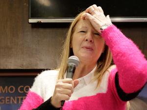 Margarita Stolbizer [foto archivo Pequeñas Noticias].