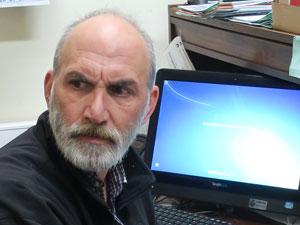 Andrés Zulberti, coordinador de la Comisión de Consorcios de la Comuna 3 de la CABA.