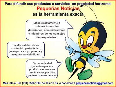Para difundir sus productos o servicios Pequeñas Noticias es la herramienta exacta.
