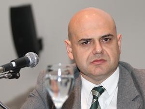 Ariel Coppari, vicepresidente de la Cámara de Administradores de la Ciudad de La Plata.