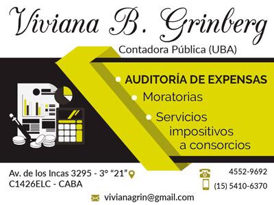 Contadora Viviana B. Grinberg