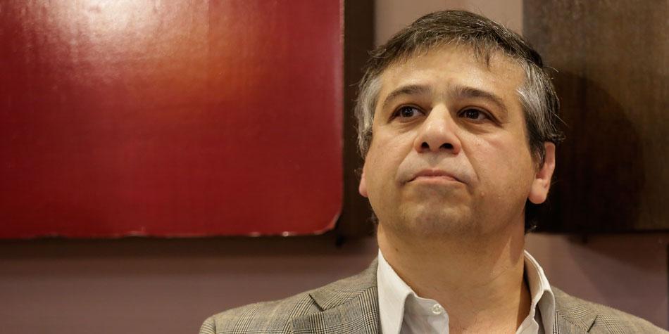 Sergio Abrevaya, legislador del GEN.