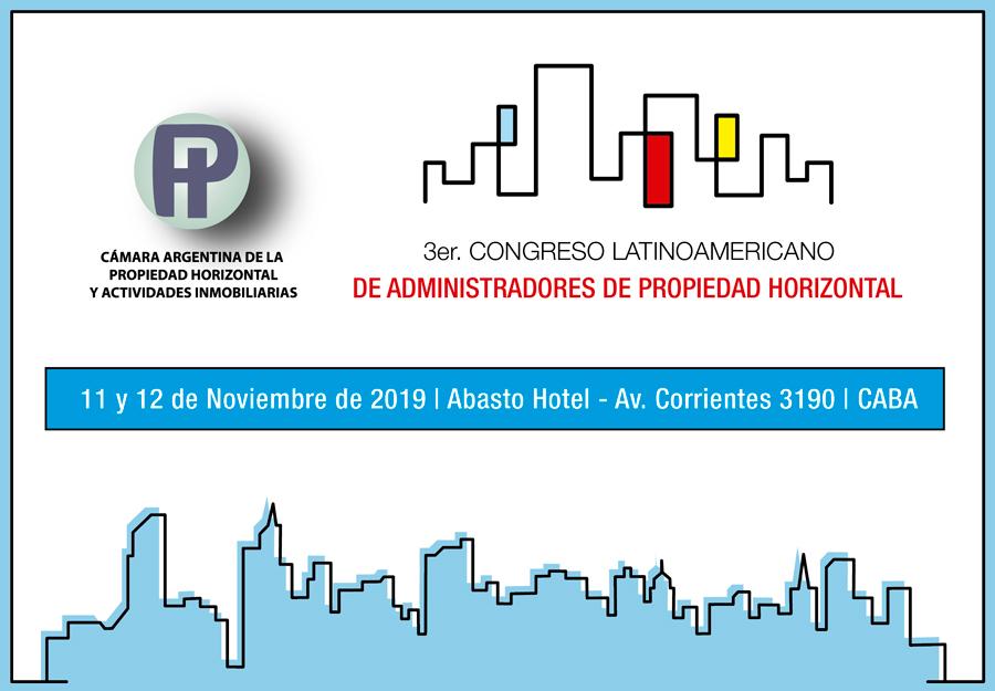 III Congreso Latinoamericano de Administradores de PH (CAPHyAI)