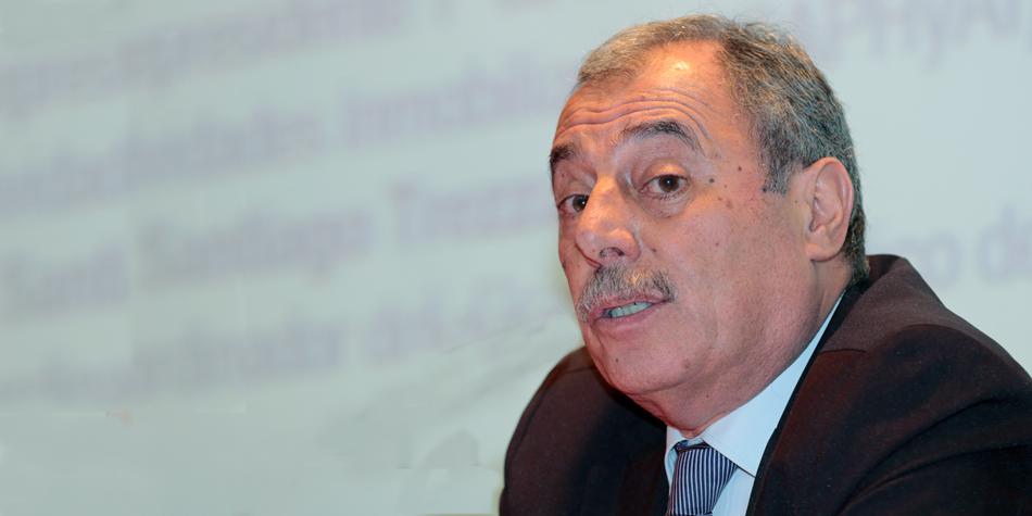 Adm. Miguel Ángel Summa, actual vicepresidente 1º de la CAPHyAI.