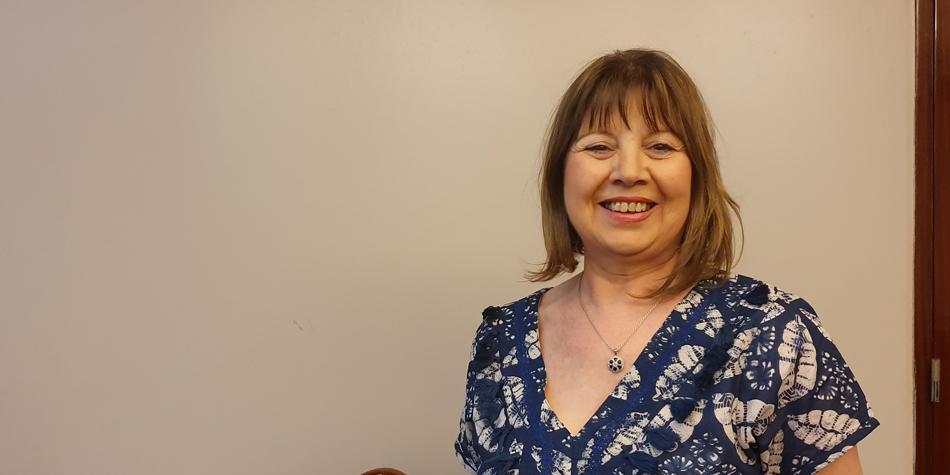 Adm. Adriana Blanca Maurizi, presidente de la Cámara de Administradores de la Propiedad Horizontal de Bahía Blanca y Zona (CAPHBByZ)
