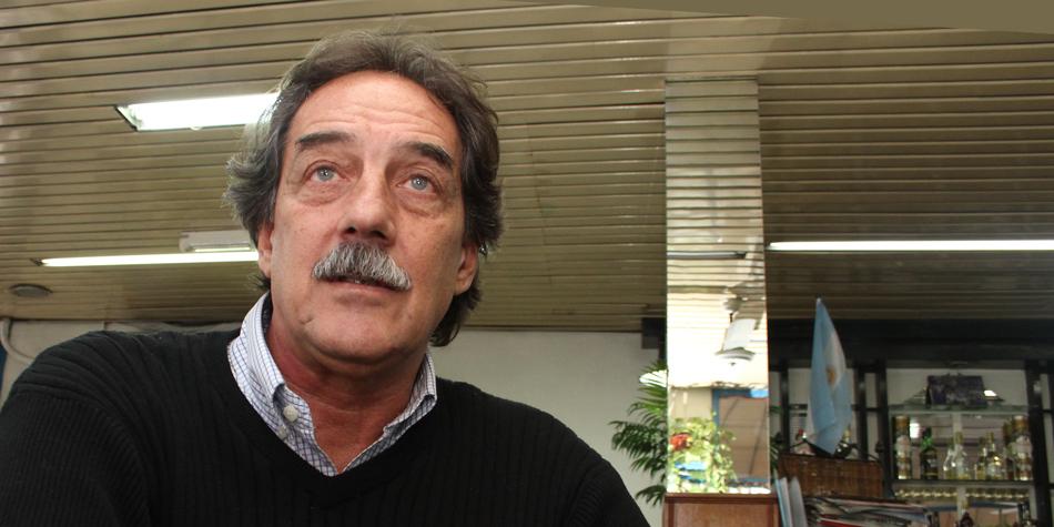 Ángel Ricardo Gil, protesorero de CEMERA [Archivo de Pequeñas Noticias]