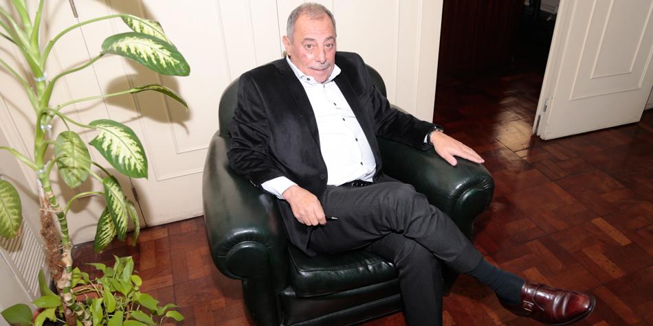 Miguel Ángel Summa, nuevo presidente de la CAPHyAI [Foto archivo Pequeñas Noticias]