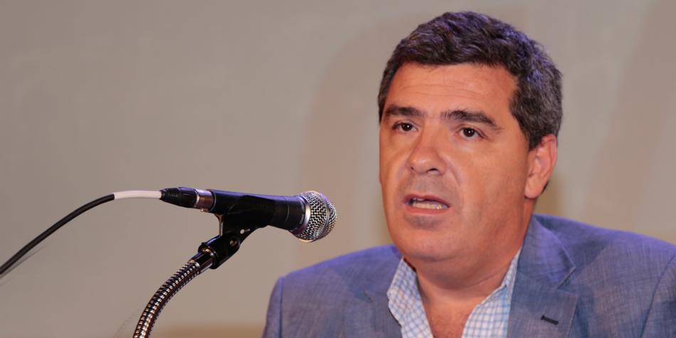 Juan Manuel Acosta y Lara, presidente del AIERH [foto archivo Pequeñas Noticias].