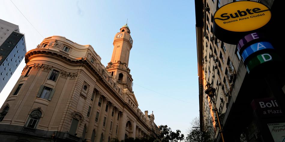 Legislatura porteña [Foto archivo de Pequeñas Noticias].