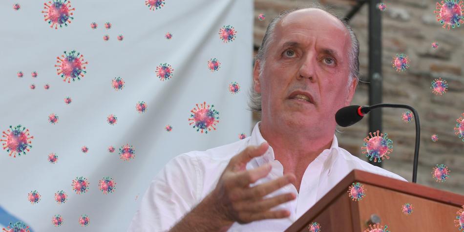 Alejandro Amor, defensor del Pueblo de la CABA [Foto archivo Pequeñas Noticias].