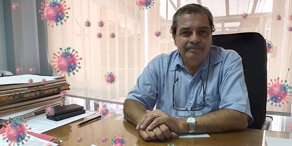 Daniel Tocco, presidente de FAPHRA [Foto archivo de Pequeñas Noticias].