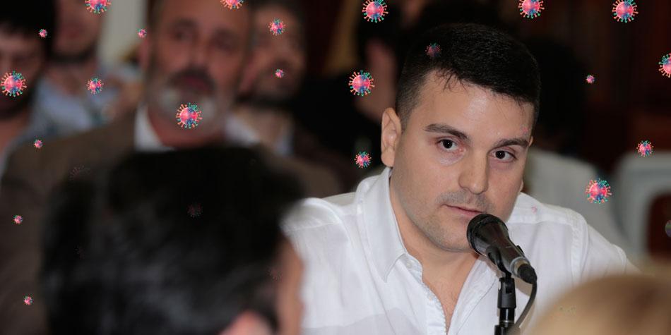 Gabriel Rollandi, presidente de CASIPH.