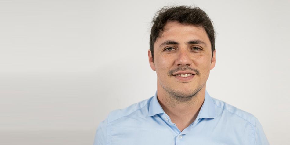 Martin Oscar Cantera, jefe comunal de la Comuna 14 (PRO) [Foto Gobierno de la CABA]