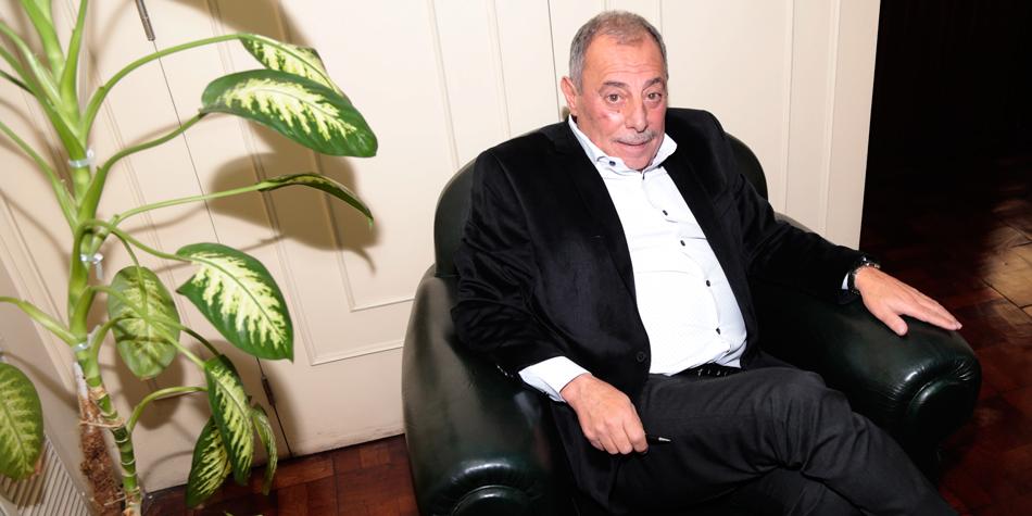 Adm. Miguel Ángel Summa, presidente de la Cámara Argentina de Propiedad Horizontal y Actividades Inmobiliarias [Foto archivo Pequeñas Noticias]