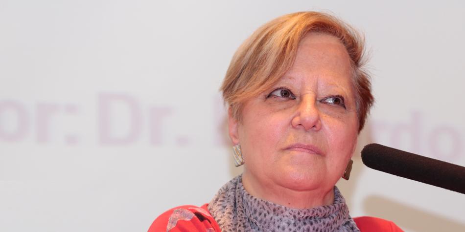 Norma Teubner [Foto archivo de Pequeñas Noticias]