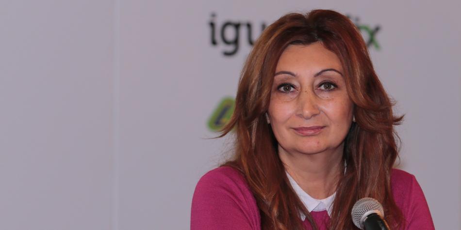 Vilma Bouza, directora general de Defensa y Protección del Consumidor porteño [Foto archivo de Pequeñas Noticias]